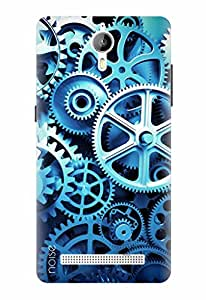Noise Designer Printed Case / Cover for Panasonic P77 4G / Nature / Tropical Paradise Design
