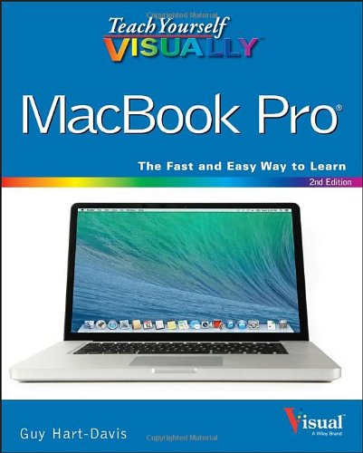 Produktbild Teach Yourself VISUALLY MacBook Pro (Teach Yourself VISUALLY (Tech))