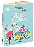 Gala y Patitas en el parque de atracciones