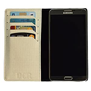DSR PU Leather Flip Case Cover For Micromax canvas spark Q380