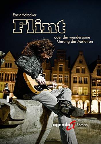 Flint oder der wundersame Gesang des Mellotron: Ein Münster-Roman