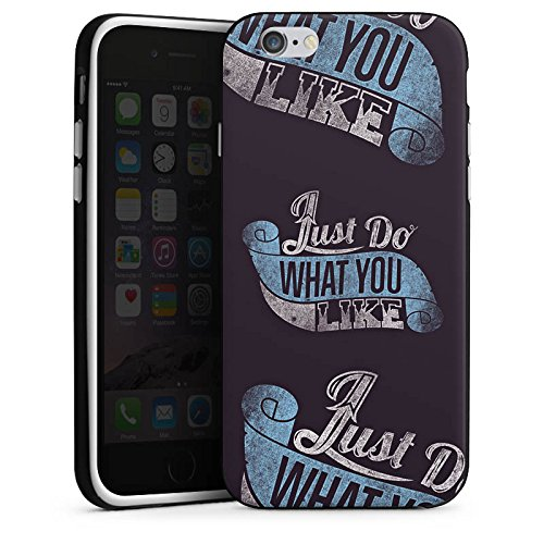 Apple iPhone X Silikon Hülle Case Schutzhülle College Schule Spruch Silikon Case schwarz / weiß