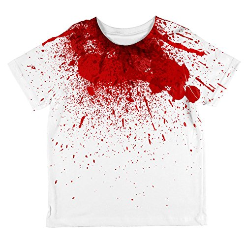m Opfer Enthauptung aller Kleinkind T Shirt Multi 6 t (Halloween Kinder-opfer)