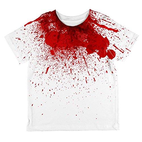 m Opfer Enthauptung aller Kleinkind T Shirt Multi 6 t (Halloween Opfern Babys)