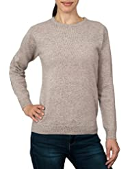 Wool Overs Pull col rond en laine d'agneau