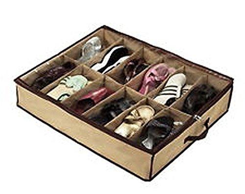 12-paires-de-chaussures-en-tissu-tidy-under-bed-stockage-organisateur-titulaire-cas-box-bag-placard