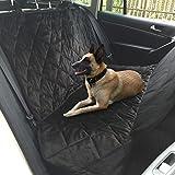 """Hunde Autoschondecke, Topist Wasserfestes Auto Hundedecke Anti-Rutsch Kofferraumschutz Hunde für Autos Trucks und SUVs, mit Ein Haustier Sicherheitsgu - 63.8"""" x 55"""""""