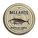 Weißer Thunfisch/Bonito in Olivenöl 266 g, Conservas Billante/Spanien