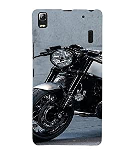 PrintVisa Exotic Bike Design 3D Hard Polycarbonate Designer Back Case Cover for Lenovo K3 Note