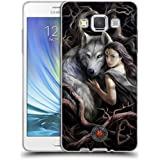 Official Anne Stokes Soul Bond Wolves 2 Soft Gel Case for Samsung Galaxy A5