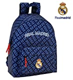 Safta Real Madrid Mochila Daypack Mochila Escolar, 42 cm, Colores