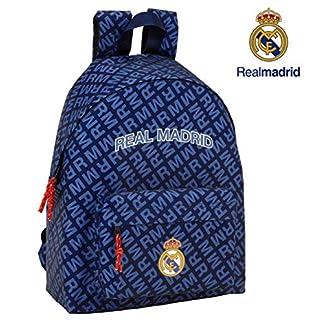 51jEt2Uh30L. SS324  - safta Real Madrid Mochila Daypack Mochila Escolar, 42 cm