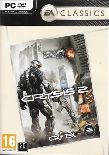 Crysis 2 (Classics) PC 51jEtq6yrKL