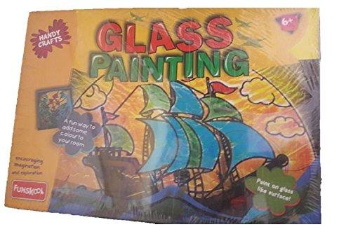 Funskool-Handycrafts Glass Painting