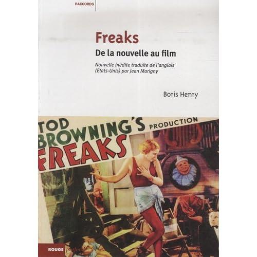 Freaks : De la nouvelle au film