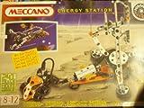 Meccano Energy Station: mit 6x6 Shuttle (241 Teile)