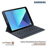 Original Samsung Galaxy Tab S3 9.7' Keyboard Cover Grey