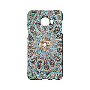 G-STAR Designer Printed Back case cover for Samsung Galaxy C7 - G6711