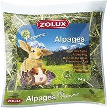 Heno de pasto premium bolsa de 1,5 kg para roedores/Zolux