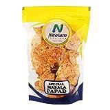 #4: Neelam Foodland Special Masala Papad (300G)