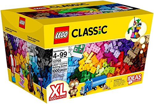 LEGO Classic Creative Building Basket Set #10705 by LEGO