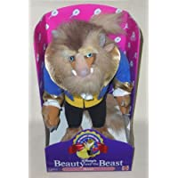 """Puppe """"BIEST"""" aus dem Disney-Klassiker """"Die Schöne und das Biest"""" (Beauty and the Beast)"""