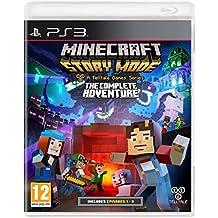 Minecraft Story Mode Complete Adventure (PS3) - [Edizione: Regno Unito]