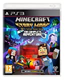 Minecraft Story Mode Complete Adventure (PS3) - [Edizione: Regno Unito]