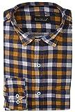 Edinwolf Men's Formal Shirt (EDFR710_38,...