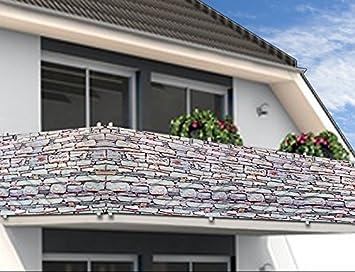 Telo di protezione per il balcone Copertura per terrazzo - 5 m ...
