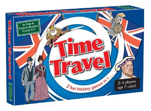 TIME TRAVEL GAME ENGLISCHES KARTENSPIEL (ANLEITUNG AUF ENGLISCH)
