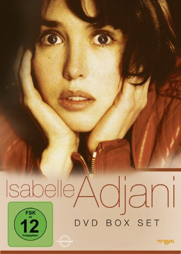 Bild von Isabelle Adjani Collection [4 DVDs]