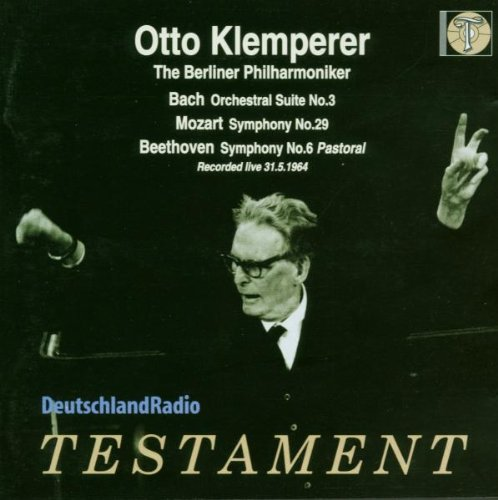 Orchestersuite 3/Symphonie -
