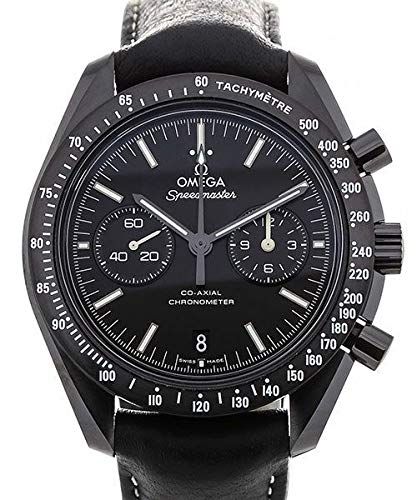 Omega Speedmaster Moonwatch Omega Co-Axial Chronograph 44,25 mm Dark Side of The Moon Pitch Black 311.92.44.51.01.004