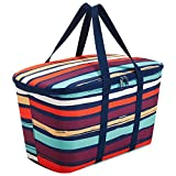 Reisenthel coolerbag Koffer, 44 cm ,20L, Artist Stripes
