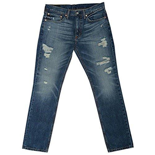 Levi's® Mens 511™ Slim/Skinny Fit (W42L30, BLUE BARNICLE) (511 Fit Jeans Skinny)