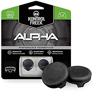 KontrolFreek Alpha Joystick-Aufsatz für Xbox-360-Controller,schwarz