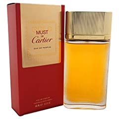 Idea Regalo - Cartier Must De Cartier Gold Eau de Parfum, Donna, 100 ml