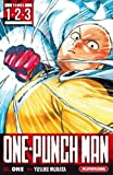 COFFRET - ONE-PUNCH MAN - tomes 1-2-3