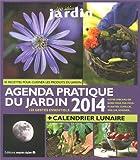 Agenda 2014 du jardin