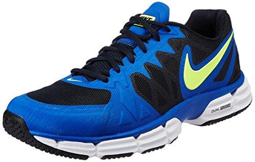 Nike Dual Fusion Tr 6, Chaussures de Gymnastique Homme Bleu - Azul (Azul Marino (Dark Obsidian/Vlt-Gm Ryl-White))