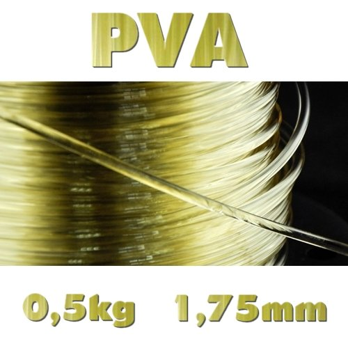 esun PVA Hydrosoluble Matériau 500g de 1,75mm Imprimante 3D Filament Premium Flash rapide neuf