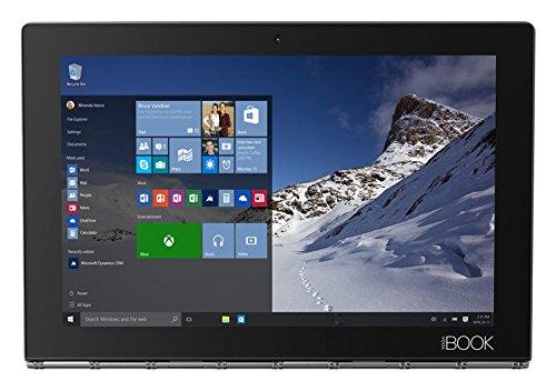 "Lenovo Yoga Book 1.44GHz x5-Z8550 Intel Atom 10.1"" 1920 x 1200Pixel Touch screen Nero Ibrido (2 in 1)"