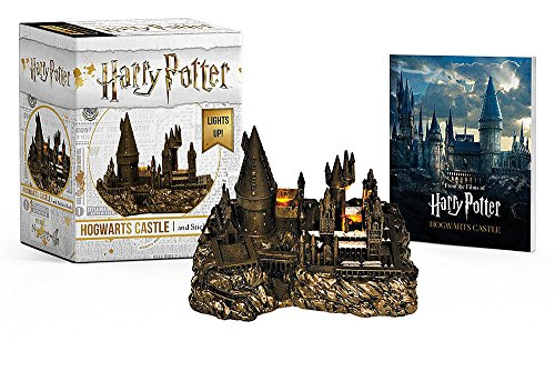 Harry Potter Hogwarts Castle And Sticker Book (Miniature Editions) por Running Press