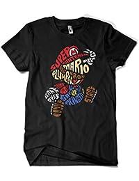 Camisetas La Colmena 130-Camiseta Mario Bros