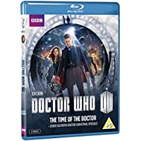 Doctor Who - The Time of the Doctor & Other Eleventh Doctor Christmas Specials