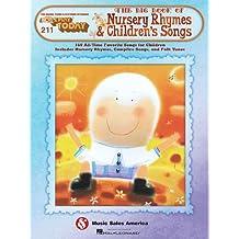 Ez Play Today Volume 211 Big Book Of Nursery Rhymes & Children'S Songs