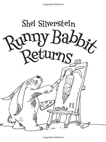 Runny Babbit Returns: Another Billy Sook - Deutsch Silverstein Shel