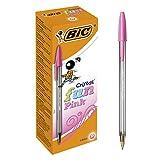 Bic Cristal Fun - Kugelschreiber Pack 20 rose
