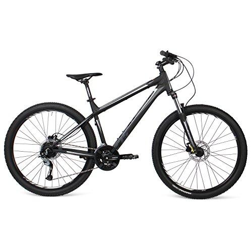 Univega Herren Vision 4.0 Fahrrad, Magicblack Matt, 44